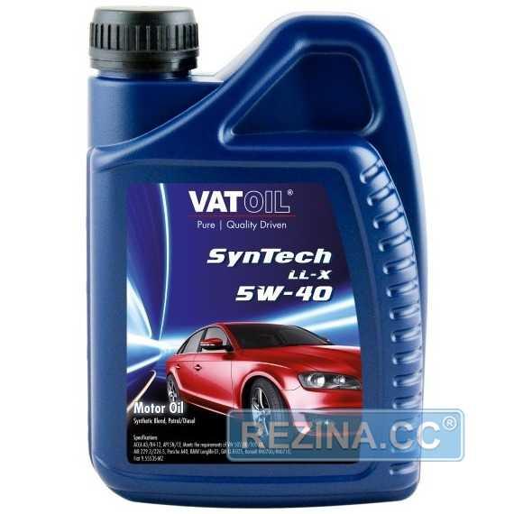 Моторное масло VATOIL SynTech LL-X - rezina.cc