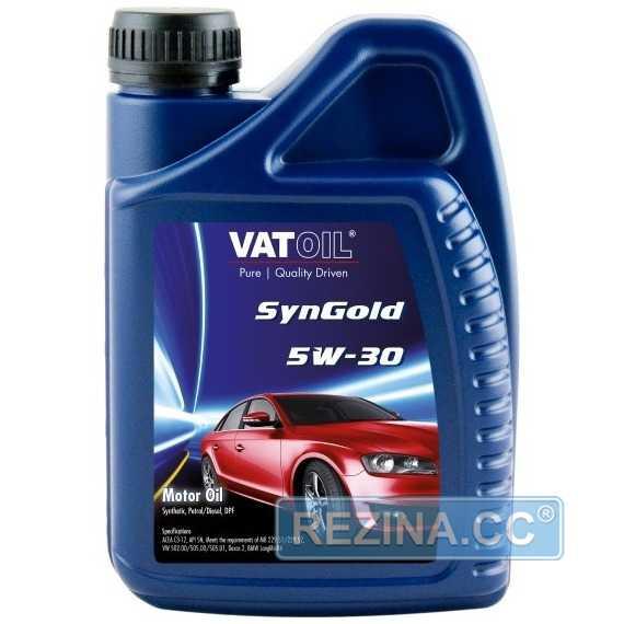Моторное масло VATOIL SynGold - rezina.cc