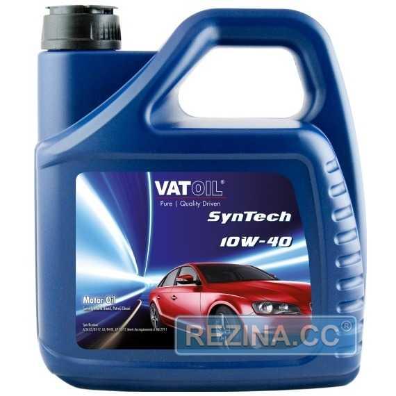 Моторное масло VATOIL SynTech - rezina.cc