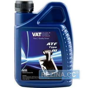Купить Трансмиссионное масло VATOIL ATF type III (1л)