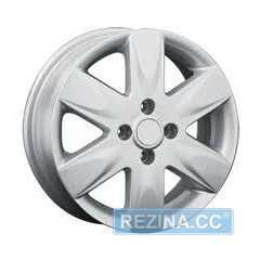 Купить REPLAY NS43 Silver R15 W5.5 PCD4x100 ET50 HUB60.1
