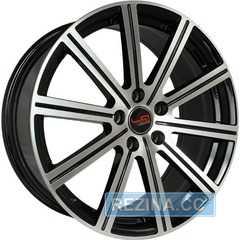 Купить REPLICA Concept-V513 BKF R18 W8 PCD5x108 ET42 HUB63.3