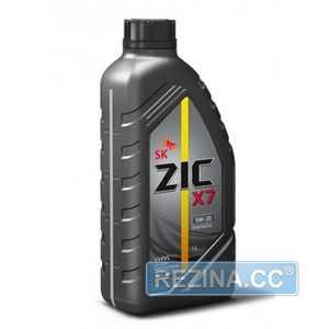 Купить Моторное масло ZIC X7 5W-40 (1л)