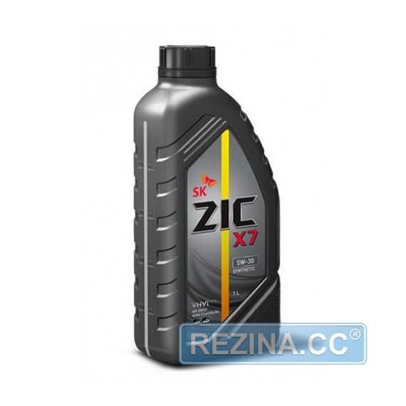Моторное масло ZIC X7 - rezina.cc