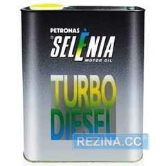 Моторное масло SELENIA Turbo Diesel - rezina.cc