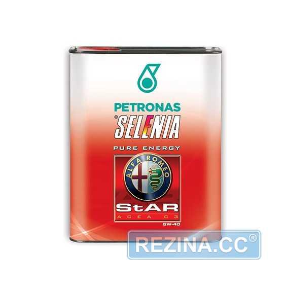 Моторное масло SELENIA Star Pure Energy - rezina.cc