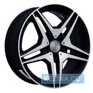 Купить REPLAY MR96 BKF R18 W8.5 PCD5x112 ET43 DIA66.6