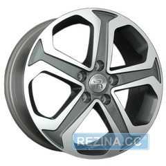 Купить REPLICA SZ48 GMF LegeArtis R17 W6.5 PCD5x114.3 ET45 HUB60.1