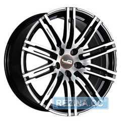 Купить REPLICA PR13 BKFP LegeArtis R21 W10 PCD5x130 ET50 HUB76.1