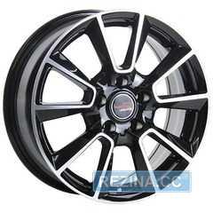 Купить REPLICA Concept-SK501 BKF LegeArtis R16 W6.5 PCD5x112 ET46 HUB57.1
