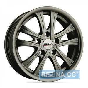 Купить DISLA Evolution 508 GM R15 W6.5 PCD5x100 ET35 DIA67.1