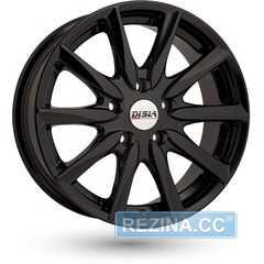 Купить DISLA Raptor 602 GM R16 W7 PCD4x108 ET25 DIA65.1
