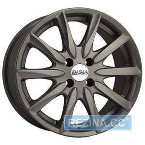 Купить DISLA RAPTOR 702 7.5*17 5*112 ET 40 DIA 66.6 GM' R17 W7.5 PCD5x112 ET40 DIA66.6