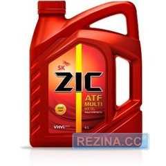 Трансмиссионное масло ZIC ATF MULTI HT - rezina.cc