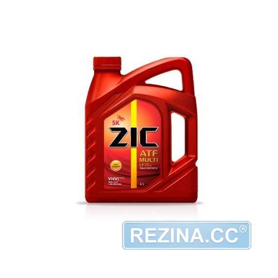 Трансмиссионное масло ZIC ATF MULTI LF - rezina.cc