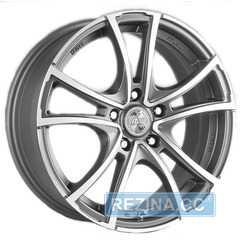 Купить RW (RACING WHEELS) RW Classic H-496 DDN F/P R15 W6.5 PCD5x112 ET40 HUB57.1