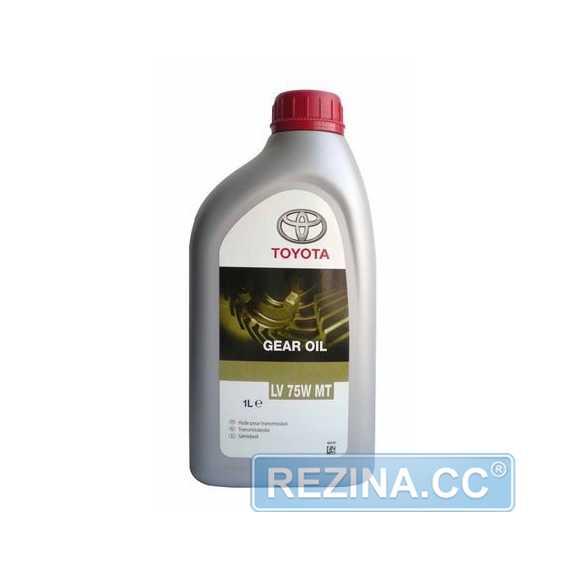 Трансмиссионное масло TOYOTA LV - rezina.cc