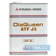 Трансмиссионное масло MITSUBISHI ATF J3 - rezina.cc