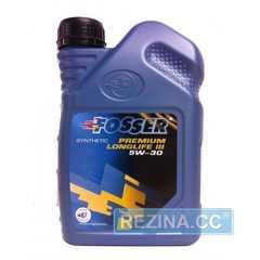 Моторное масло FOSSER Premium Longlife III - rezina.cc