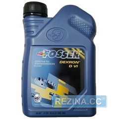 Трансмиссионное масло FOSSER Dexron D VI - rezina.cc