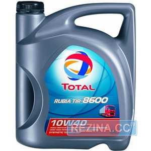 Купить Моторное масло TOTAL RUBIA TIR 8600 10W-40 (5л)