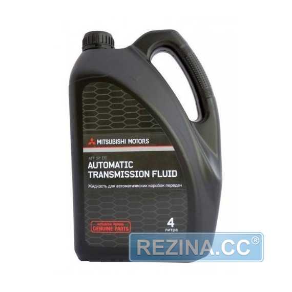 Трансмиссионное масло MITSUBISHI ATF SP-III - rezina.cc
