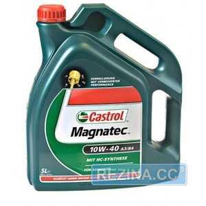Купить Моторное масло CASTROL Magnatec 10W-40 A3/B4 (5л)