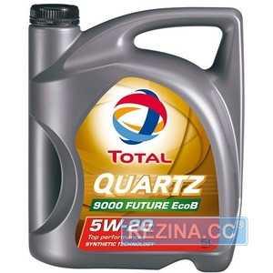 Купить Моторное масло TOTAL QUARTZ Future 9000 EcoB 5W-20 (5л)