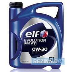 Купить Моторное масло ELF EVOLUTION 900 FT 0W-30 (5л)