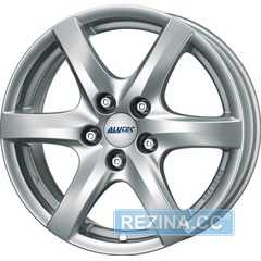 Купить ALUTEC Blizzard Polar Silber R16 W6.5 PCD5x110 ET39 HUB65.1
