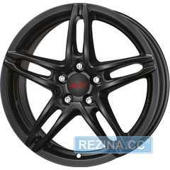 Купить ALUTEC POISON Racing Black R16 W7 PCD5x114.3 ET38 HUB70.1