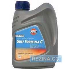 Моторное масло GULF Formula G - rezina.cc
