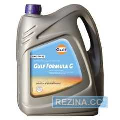 Купить Моторное масло GULF Formula G 5W-30 (4л)