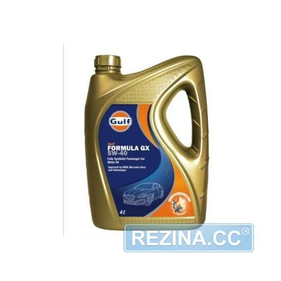 Моторное масло GULF Formula GX  - rezina.cc