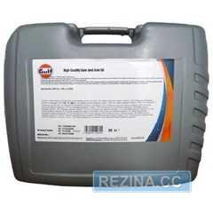 Трансмиссионное масло GULF UTTF - rezina.cc