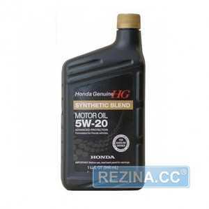 Купить Моторное масло HONDA Synthetic Blend 5W-20 (0.946л)