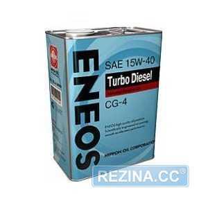 Купить Моторное масло ENEOS Turbo Diesel CG-4 15W-40 (0.94л)