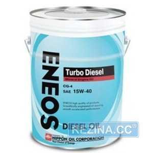 Купить Моторное масло ENEOS Turbo Diesel CG-4 15W-40 (20л)