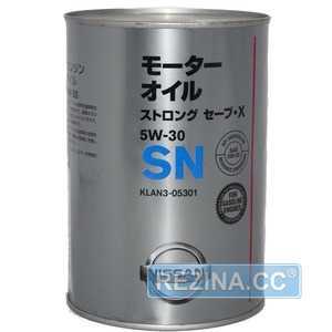 Купить Моторное масло NISSAN Strong Save X 5W-30 (1л)