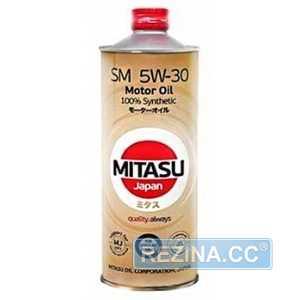 Купить Моторное масло MITASU MOTOR OIL SM 5W-30 (1л)