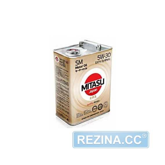 Моторное масло MITASU MOTOR OIL - rezina.cc