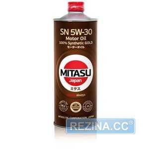 Купить Моторное масло MITASU MOTOR OIL SN 5W-30 (1л)