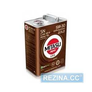 Купить Моторное масло MITASU MOTOR OIL SN 5W-30 (4л)