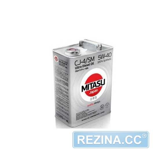 Моторное масло MITASU ULTRA DIESEL - rezina.cc