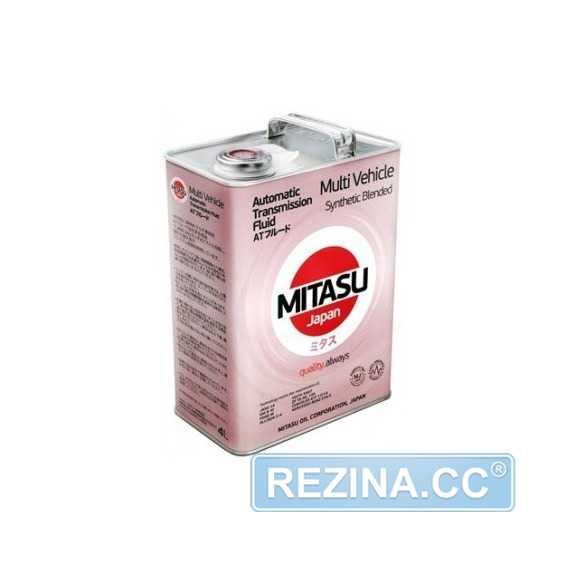 Трансмиссионное масло MITASU MULTI VECHICLE ATF - rezina.cc