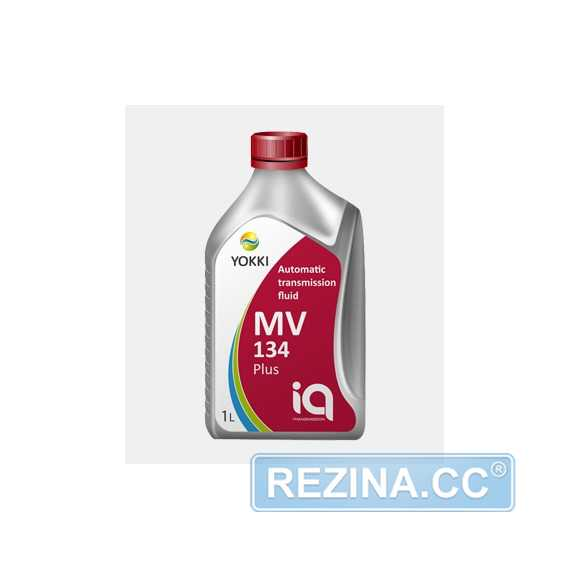 Трансмиссионное масло YOKKI IQ ATF MV 134plus - rezina.cc