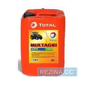 Купить Моторное масло TOTAL Multagri Super 10W-30 (60л)