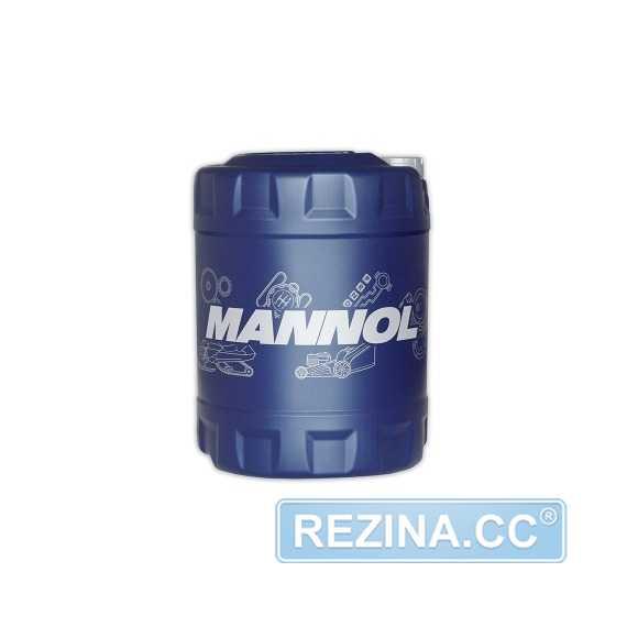 Моторное масло MANNOL Diesel Extra - rezina.cc