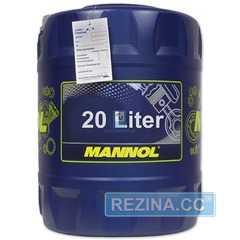 Гидравлическое масло MANNOL Hydro ISO 68 - rezina.cc