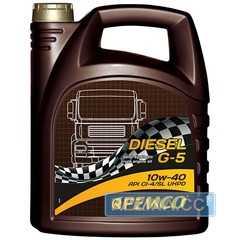 Моторное масло PEMCO DIESEL G-5 UHPD - rezina.cc